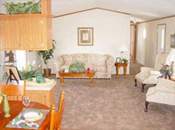 Beatiful huge living room
