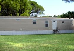 single wide mobile home floor plan 725 outside